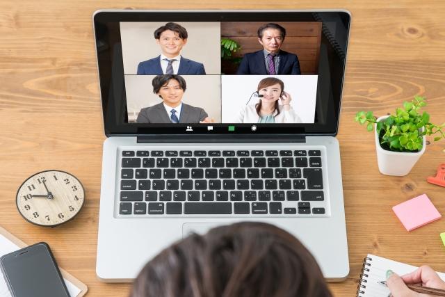 【2021年最新情報】 オンライン会議に使えるおすすめアプリ4選